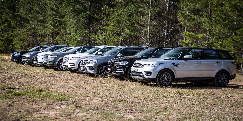 Сектор SUV в РФ вконце осени 2017-ого занял рекордную долю