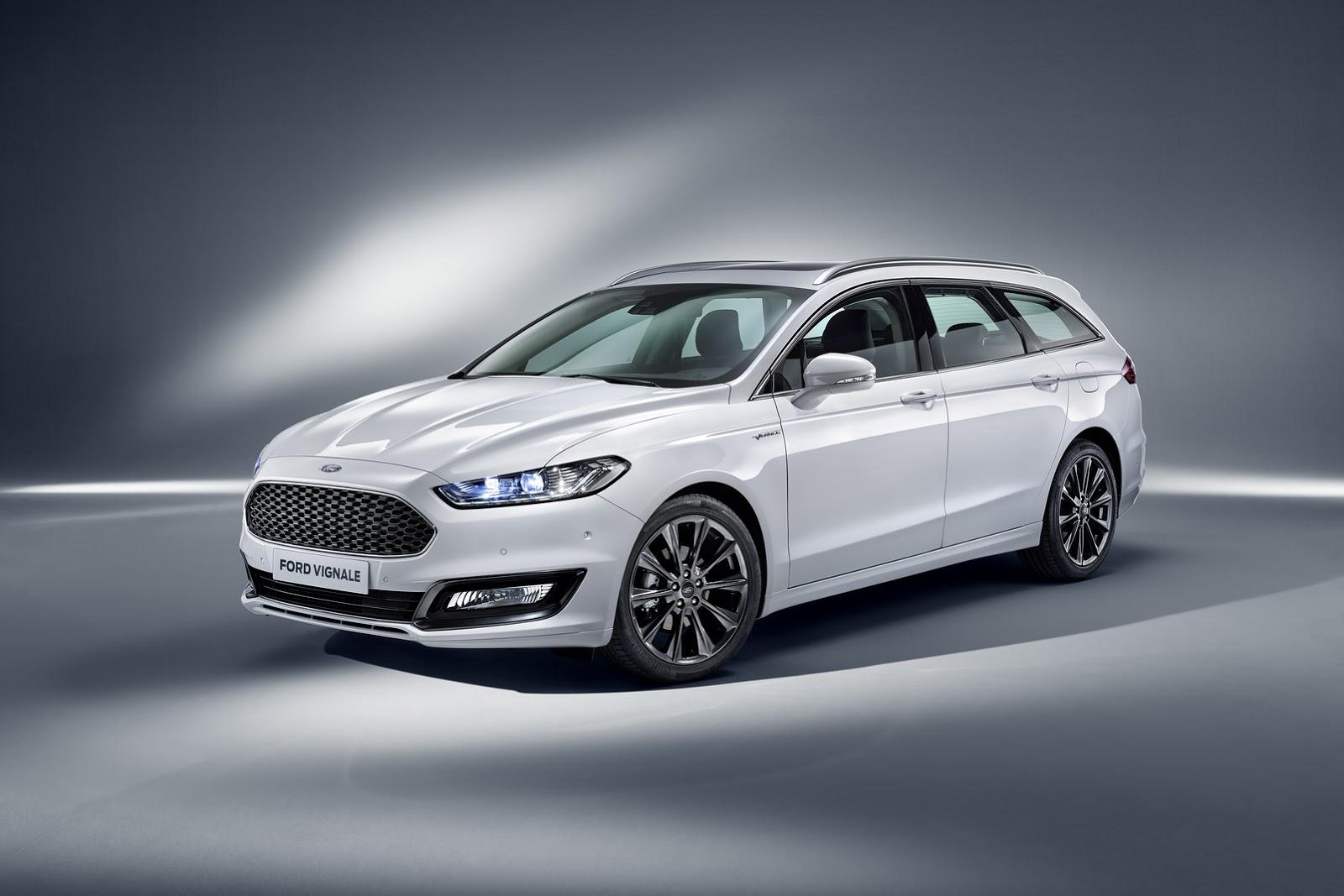 Форд Mondeo в 2020 получит серьёзные изменения дизайна