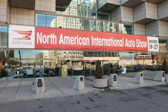 Вавтосалоне Детройт-2017 покажут автомобильные новинки 2017 года
