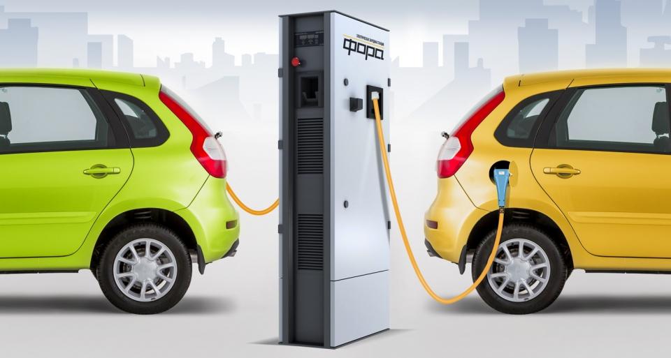 В этом году вПодмосковье создадут сеть актуальных насегодняшний день электрозарядных станций