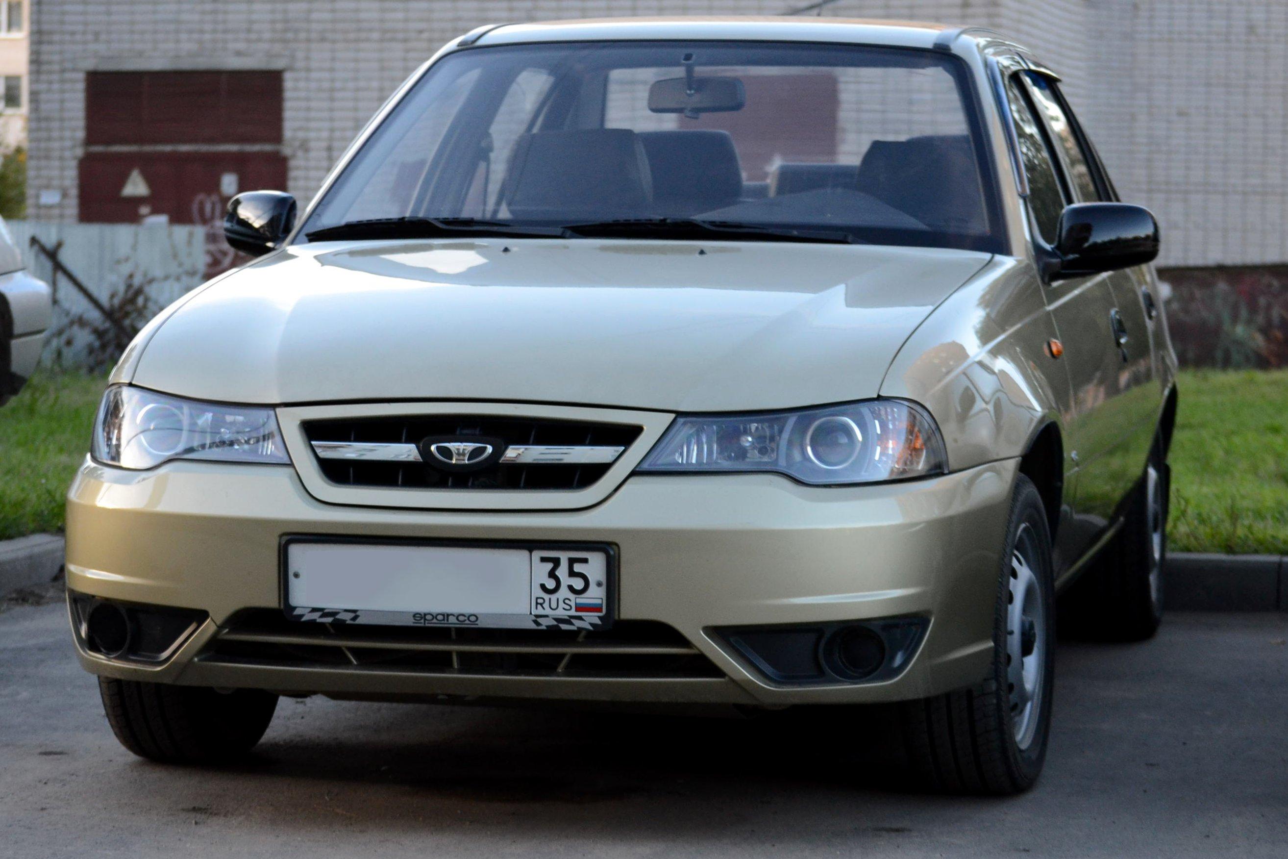 ТОП-7 авто вРФ до 100 000 руб.