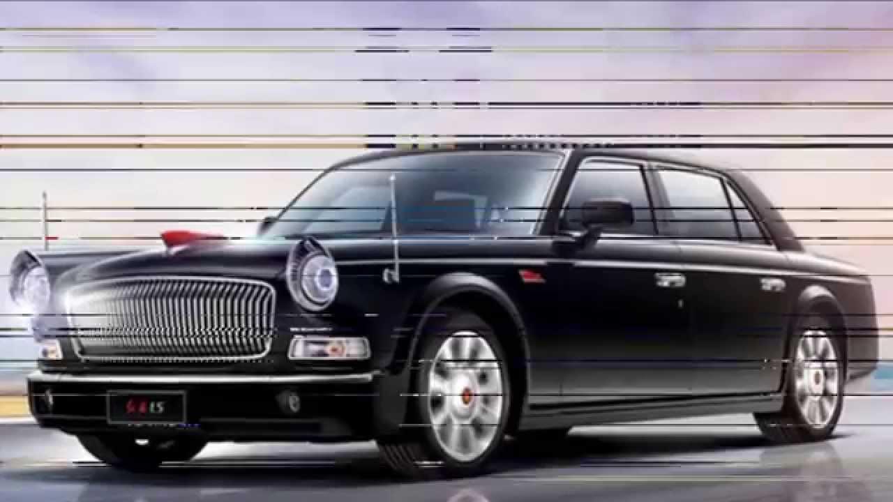 Концерн Hongqi выпустит новый люксовый автомобиль