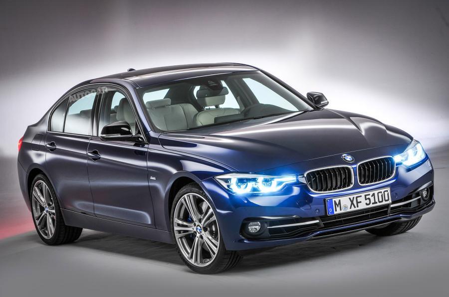 БМВ 3 возглавил рейтинг более известных подержанных авто вВеликобритании
