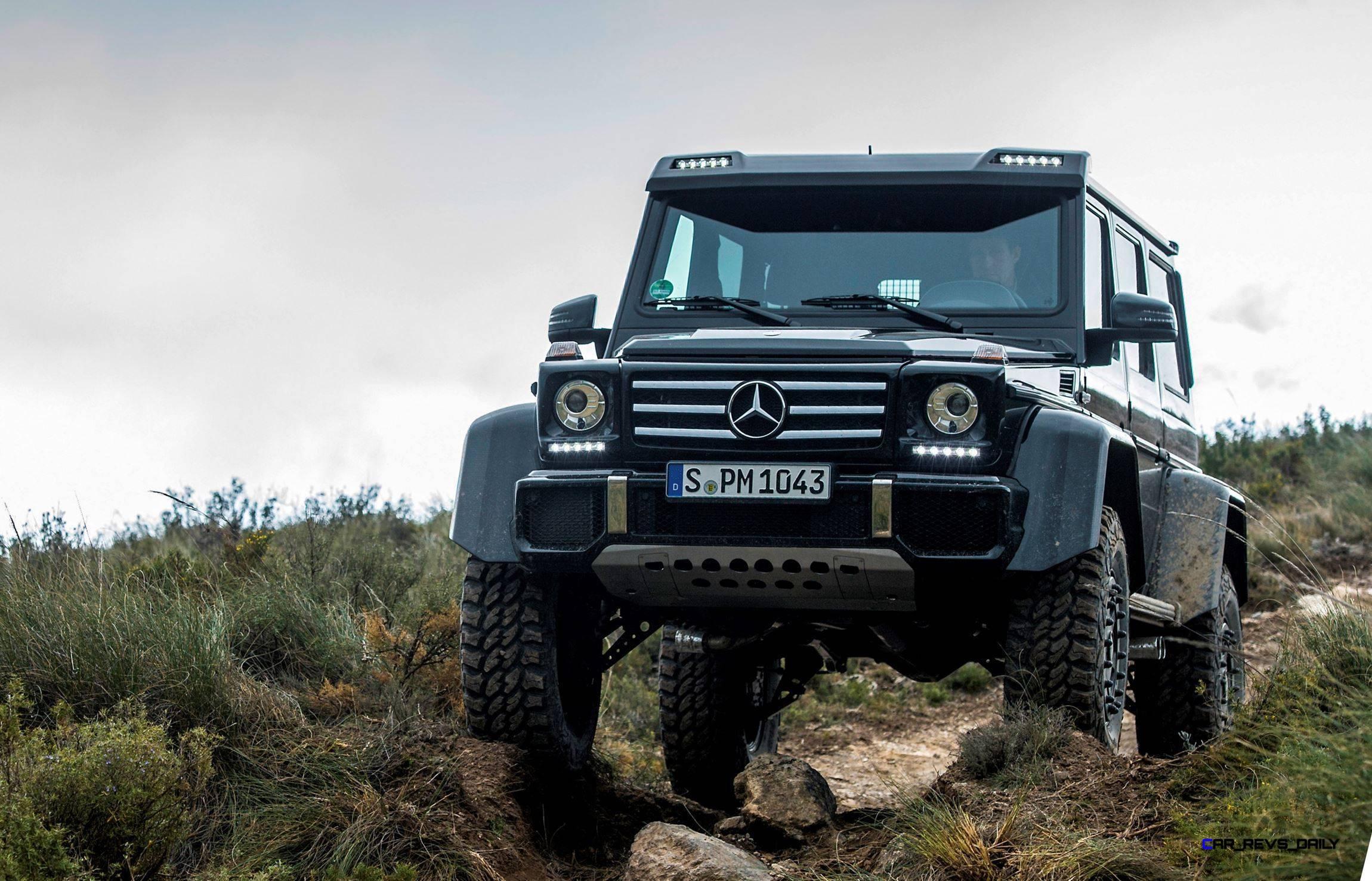 Benz отзовет 8 700 авто AMG GT, G550 4x4² иMaybach S600