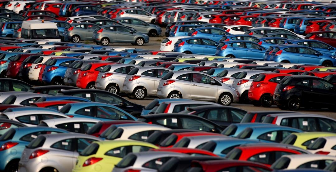 Фольксваген - лидер мировых продаж авто в2016-м