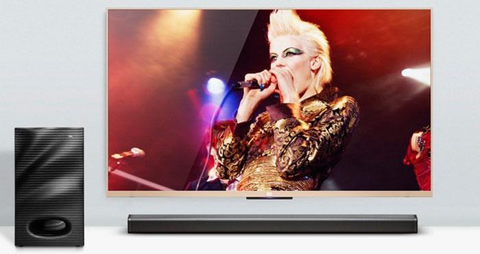 Xiaomi анонсировала телевизор, толщина которого на30% менее iPhone