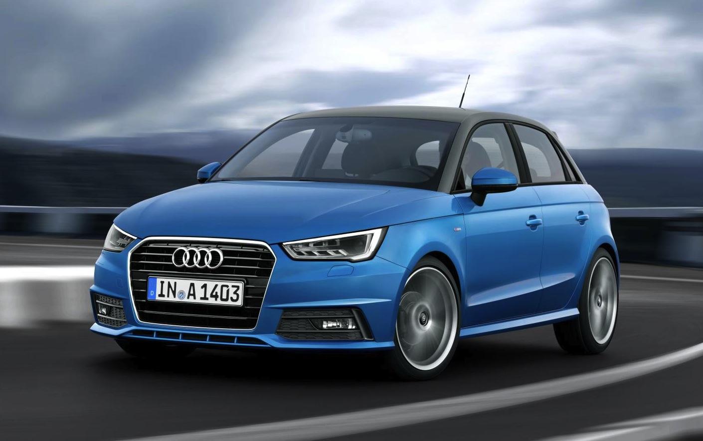 Ауди A1 оставляет автомобильный рынок РФ