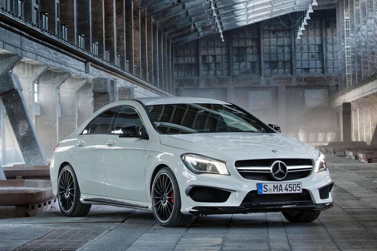 Benz стал мировым лидером премиум-сегмента