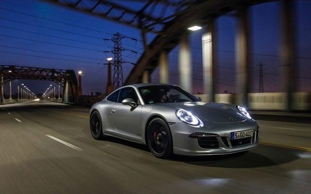 GTS-версии Порше 911 лишились атмосферного мотора