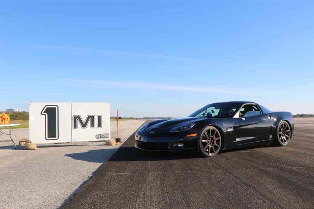 Навыставке CES презентован электрический вариант суперкара Шевроле C8 Corvette