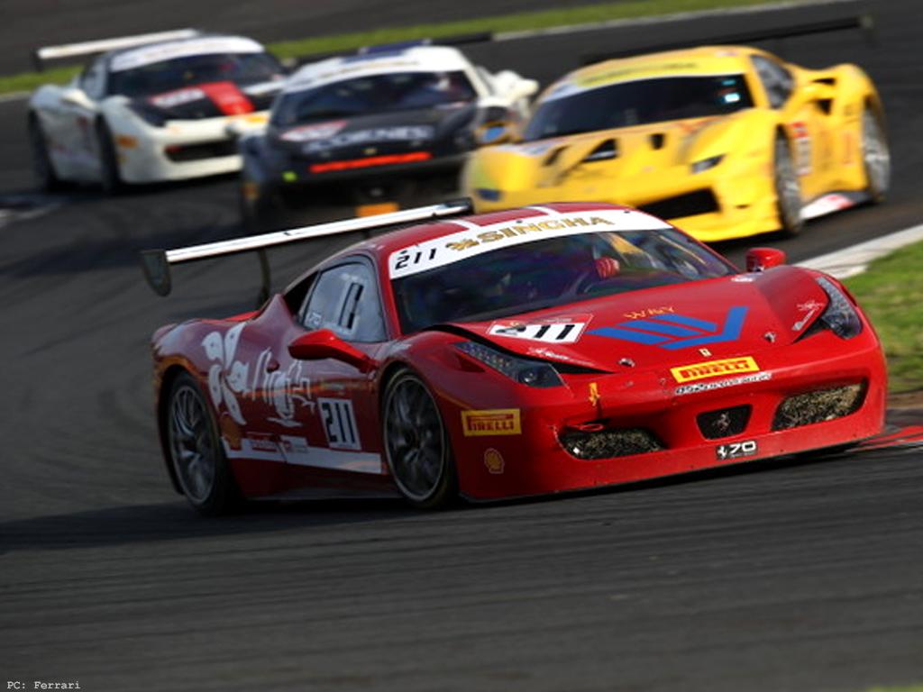 Ferrari использует искусственный интеллект для обучения гонщиков