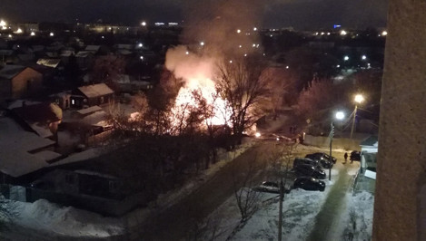 Взрыв прогремел в личном доме вТвери, иэто был негаз