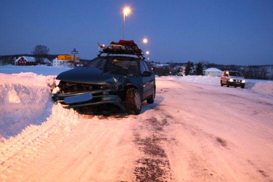 Крупная авария произошла наЮжной окружной дороге вРязани