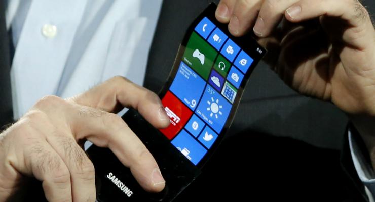 Складной смартфон Самсунг Galaxy X1 сумеет трансформироваться в7-дюймовый планшет