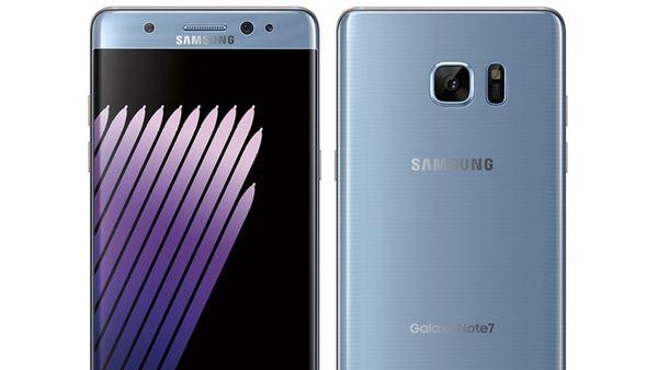 Самсунг вернули 96% новых телефонов Galaxy Note 7