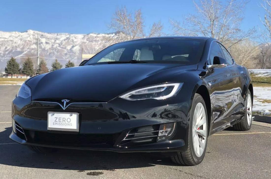 Жители Америки  изTesla Model Sсоздали самый быстрый бронированный автомобиль