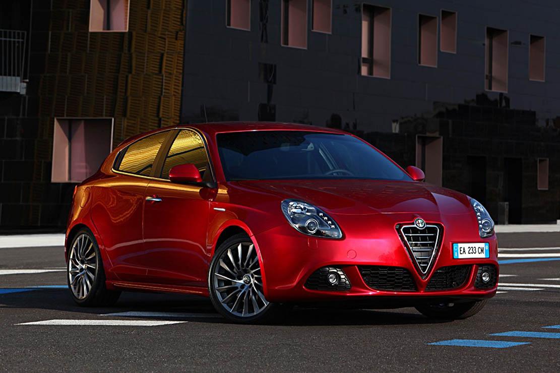 Фиат Chrysler закончил поставки авто Альфа Ромео вРФ