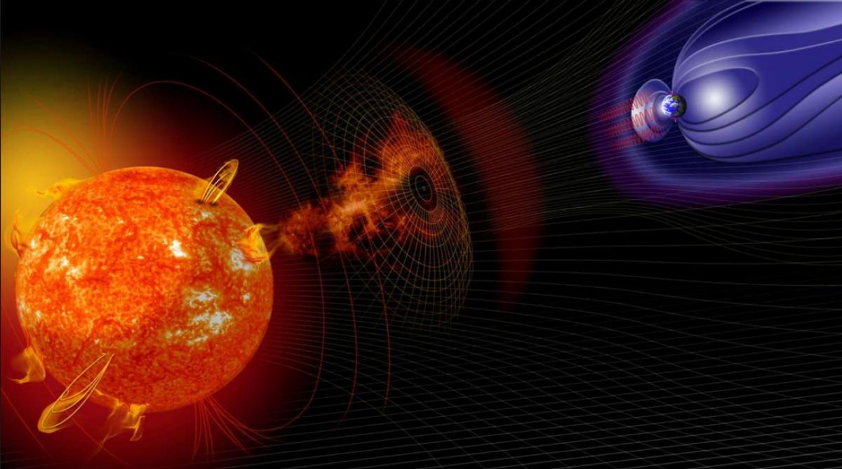Нанем больше нет солнечных пятен— Активность Солнца снизилась