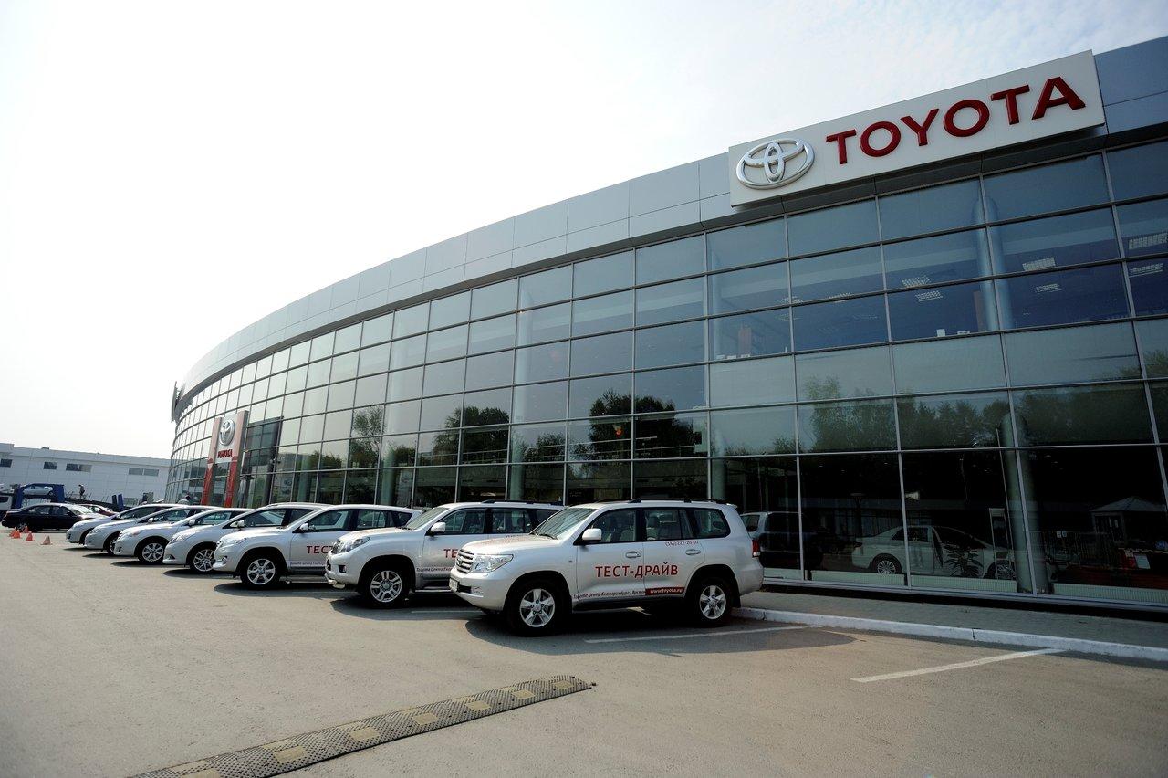 Втечении следующего года Тоёта реализовала в РФ практически 95 тыс. машин