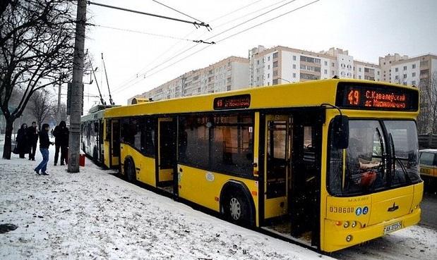 ВПитере маршрутка столкнулась строллейбусом