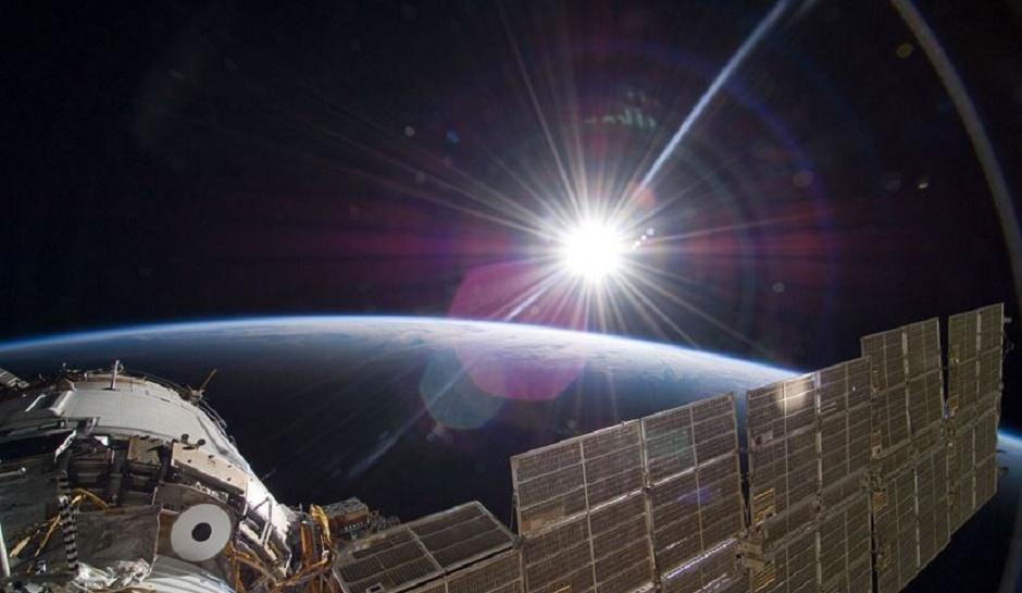 Уфологи обнаружили зимой  необъяснимый  НЛО около МКС «Алмазный»