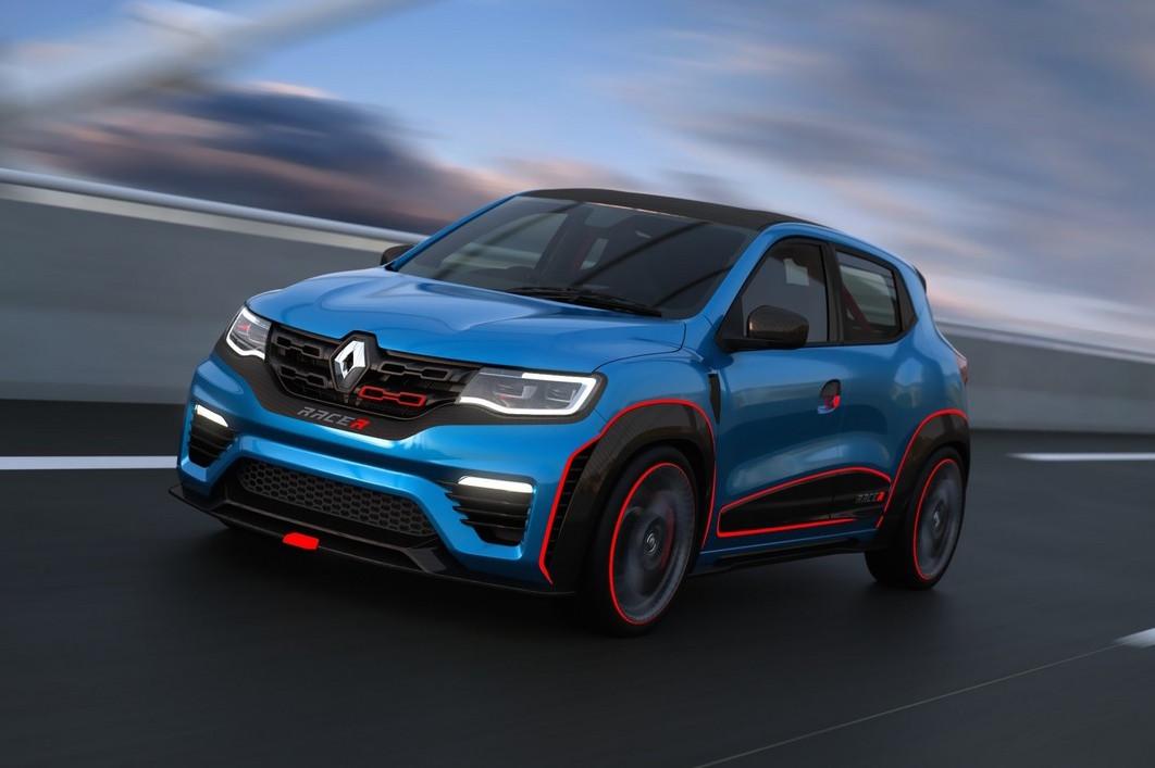 Renault выпустит новый компактный бюджетный кроссовер