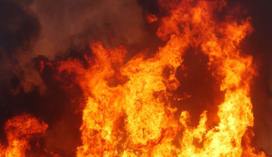 Два человека погибли впожаре вподмосковных Мытищах