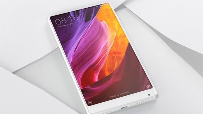 Xiaomi готовит квыпуску мощнейший смартфон Mix Evo