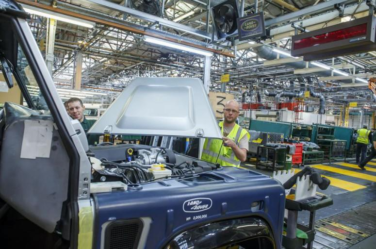 Словакия стала мировым лидером поколичеству произведенных авто