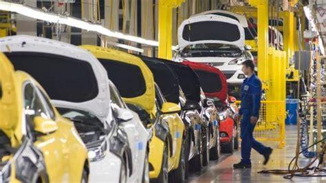 Калининградский «Автотор» нарастил производство в 2017-ом на53%