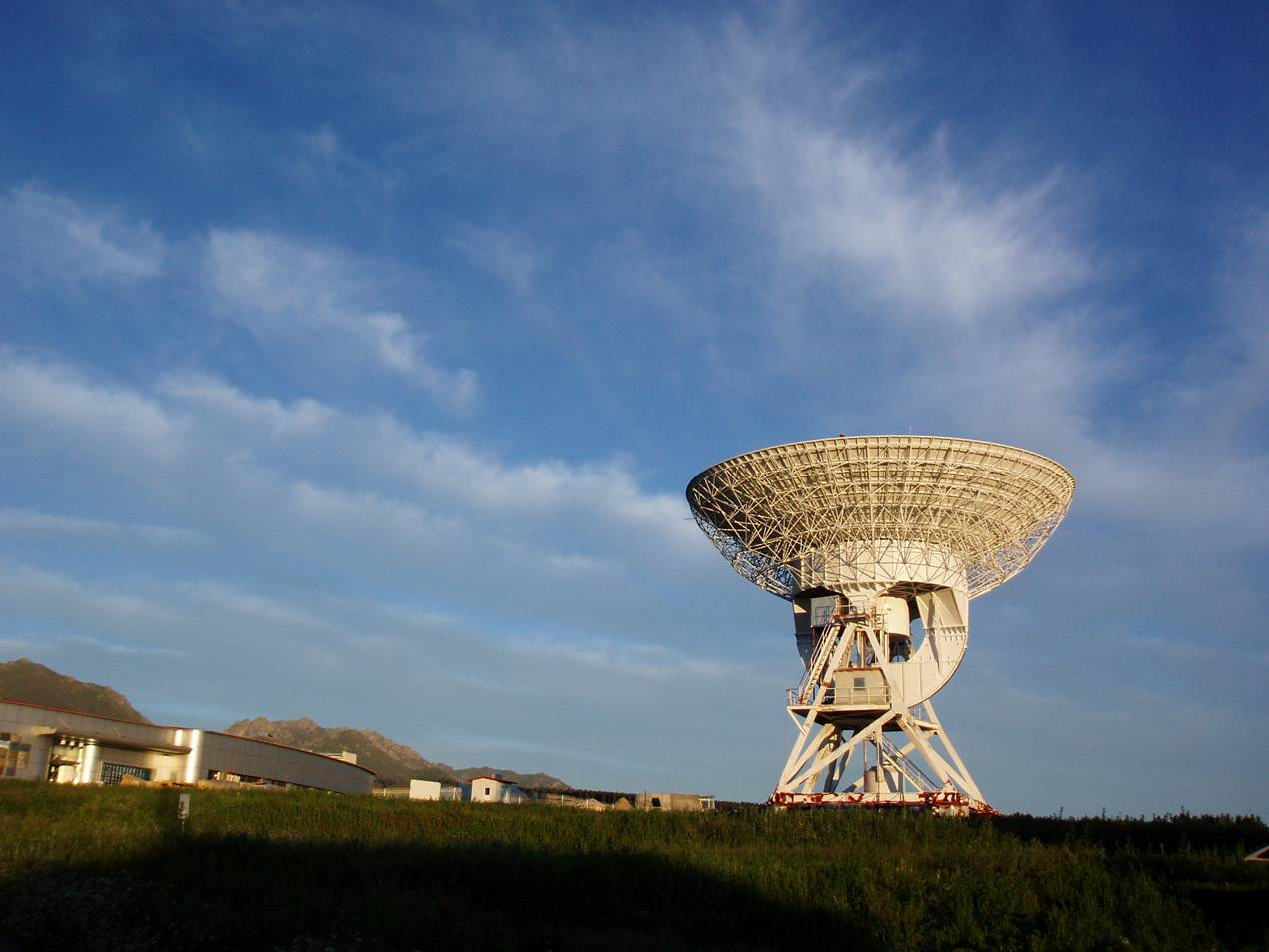 В Китайская республика новый радиотелескоп даст возможность ученым отыскать пришельцев до 2030-ого года