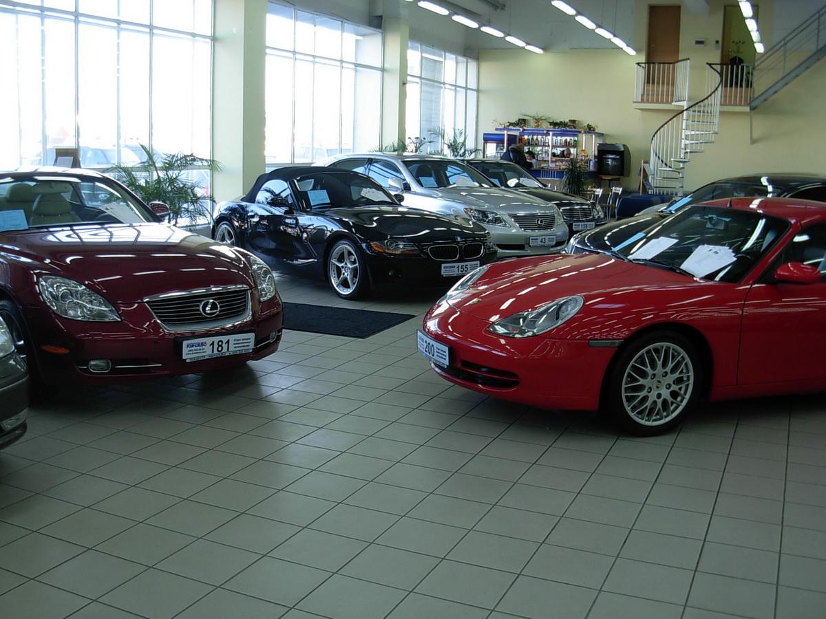 В столице России продажи авто увеличились на12% вследующем году