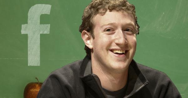 Страничку  Цукерберга в социальная сеть Facebook  ведёт целая команда