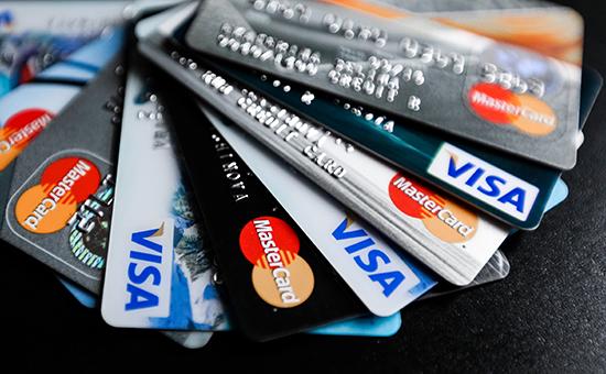 Рынок зарплатных карт вРФ увеличился на10% в2016-м