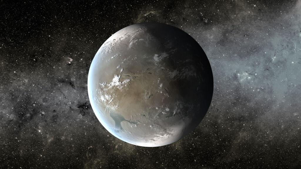 Астрономов заинтересовала «волчья звезда» стремя суперземлями