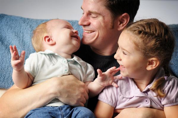 Исследование: вес отца влияет напол будущего ребенка