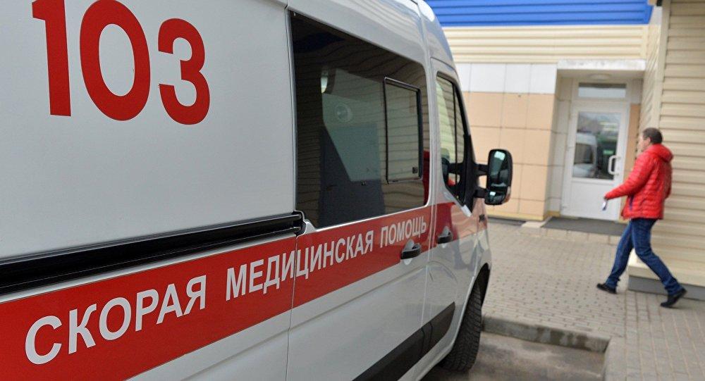 ВАрхангельске случилось ДТП сучастием машины скорой помощи