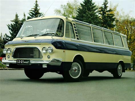 ЗИЛ может возродить производство знаменитого микроавтобуса «Юность»