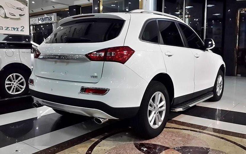 «Китаец» Zotye T600 Coupe стал неменее молодежным