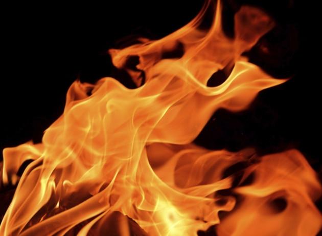 ВНевинномысске впламени умер пенсионер