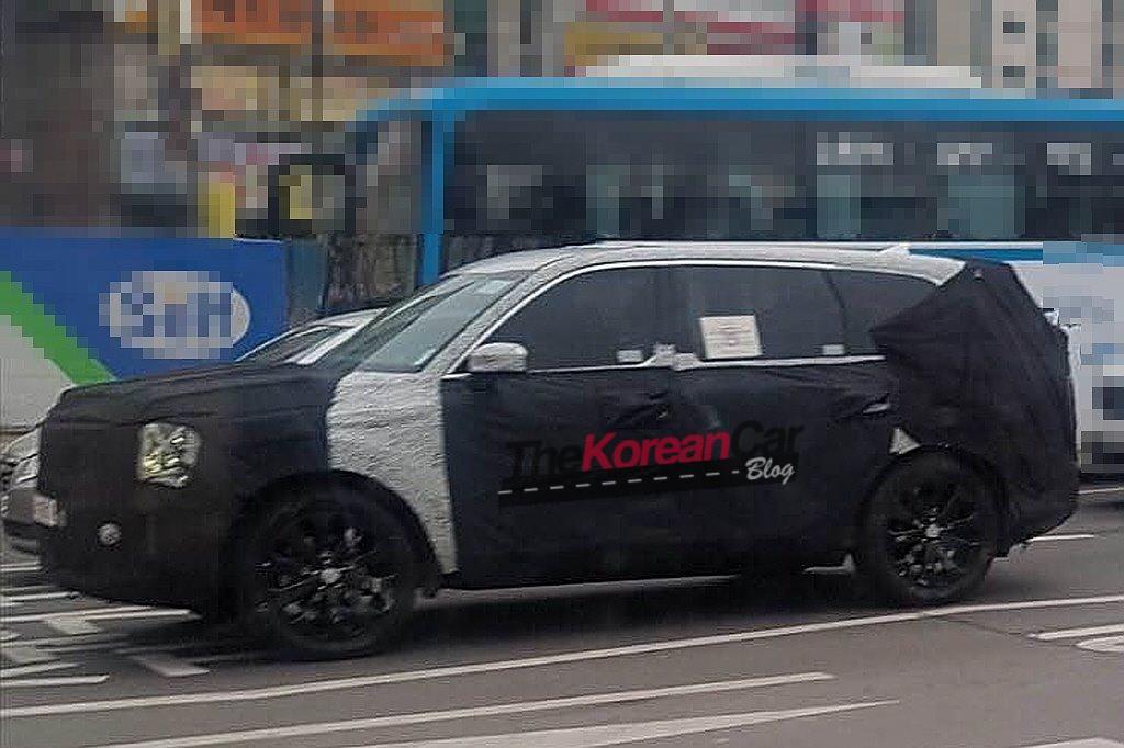 Киа привезет в РФ новый джип