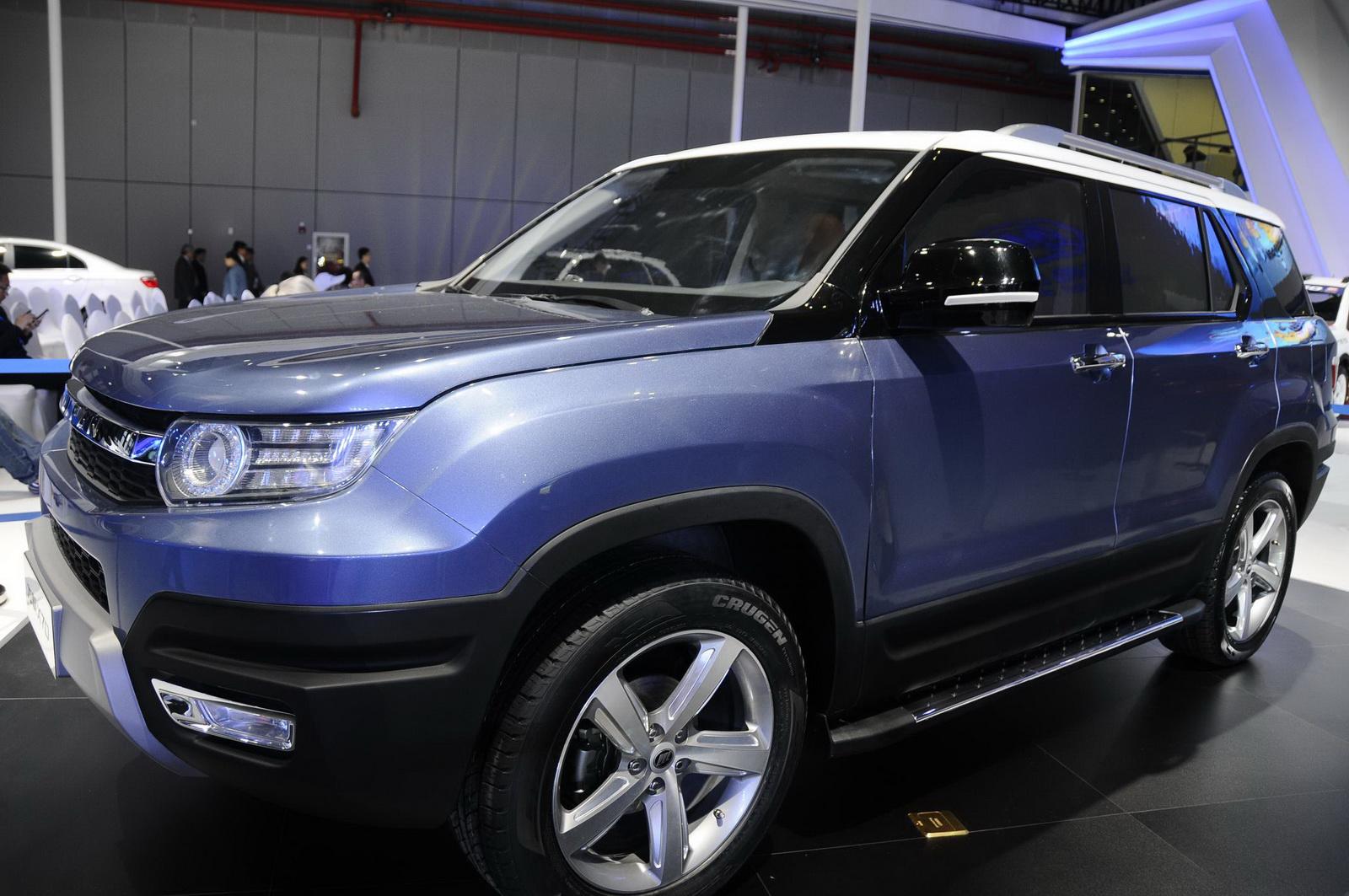 Новый Lifan X70 появится на российском рынке весной