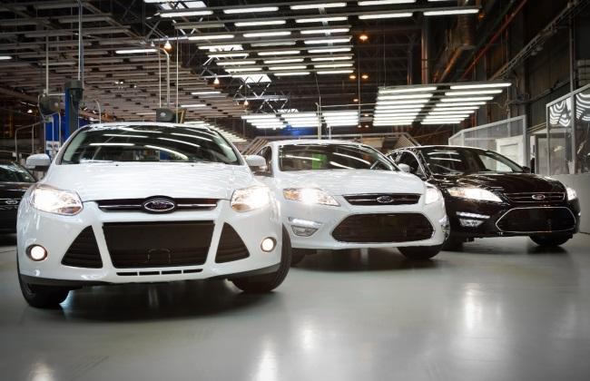 Форд Sollers увеличил экспорт вследующем году в 4 раза