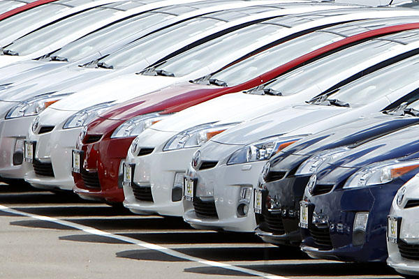 В Российской Федерации упали цены наподержанные авто, которые реализуют вглобальной web-сети