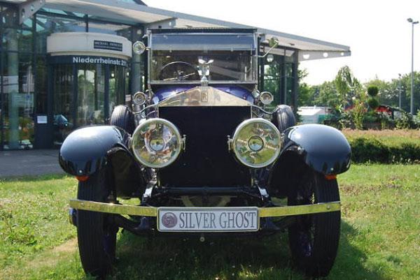 Rolls Royce Николая II продается за 270 миллионов рублей