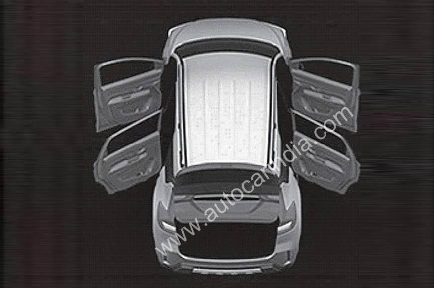 Новая модификация Suzuki Ertiga готовится к дебюту на рынке