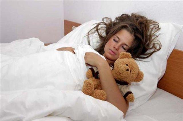 Длительность сна влияет на длительность жизни— исследование