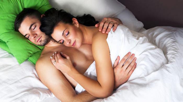 Ученые определили оптимальное количество секса внеделю