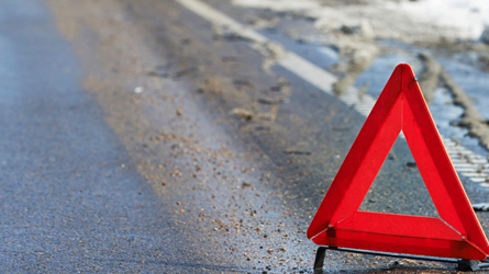 ВСтеклянном фургон задавил 80-летнюю пенсионерку