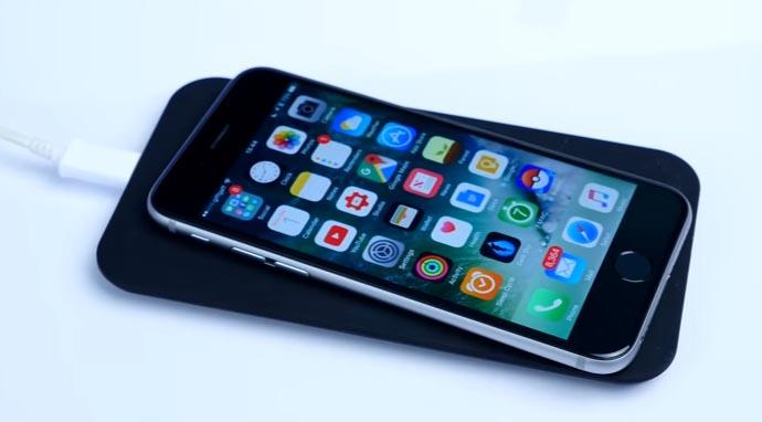 IPhone 8 будет оснащен беспроводной зарядкой и системой гидроизоляции